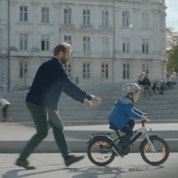 mimosa - brand consultancy - digital marketing agency - creative studio - Transport - Hybrid Bike