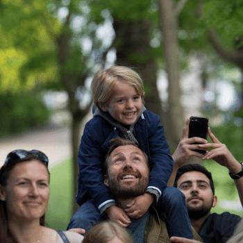 mimosa - brand consultancy - digital marketing agency - creative studio - Human behavior - Family