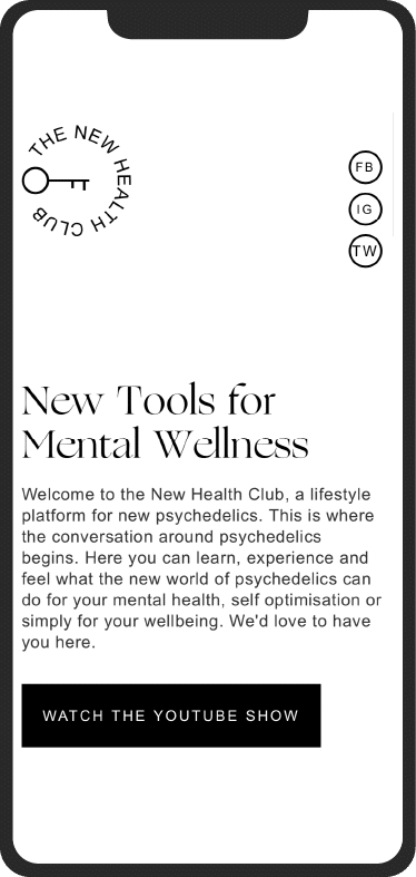 mimosa The New Health Club Portfolio 23
