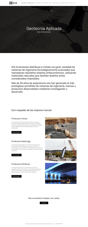 icainversiones screendesign